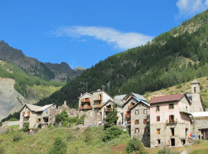 village de Molière Mercantour