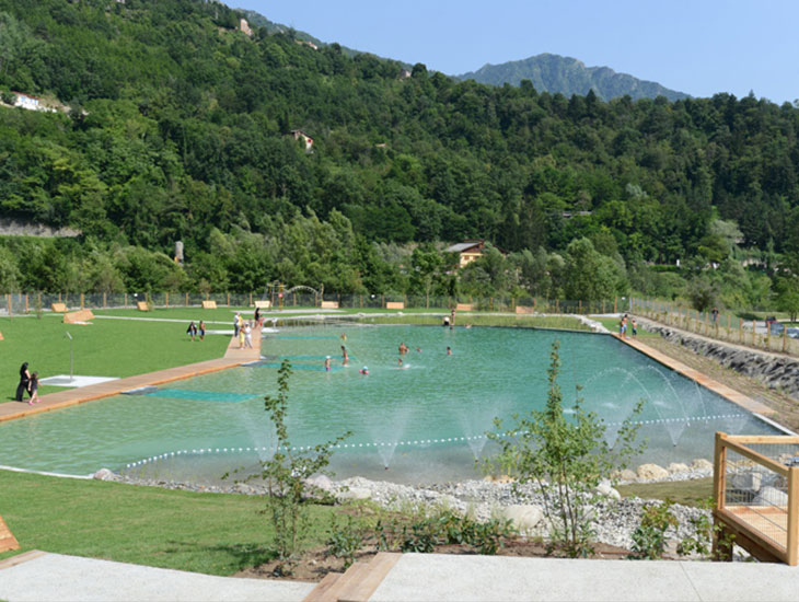 Camping mercantour avec piscine camping les templiers for Camping cabourg avec piscine