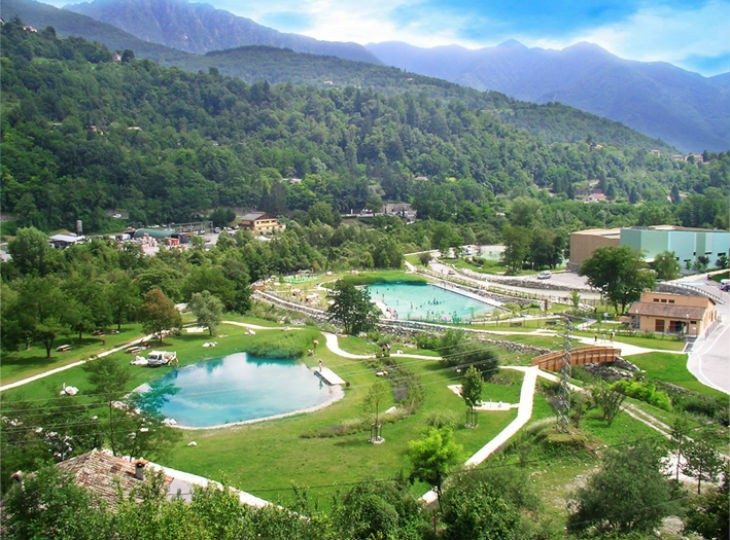 Camping mercantour avec piscine camping les templiers for Camping chambery avec piscine