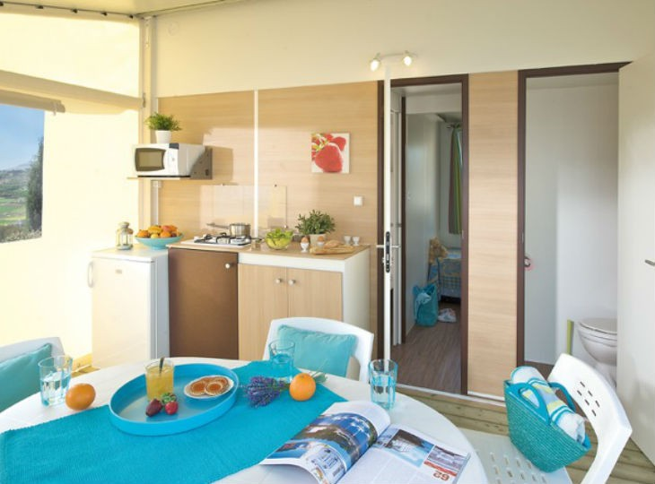 mobil-home Alpes-Maritimes