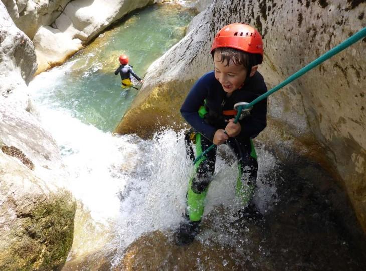 canyoning 2
