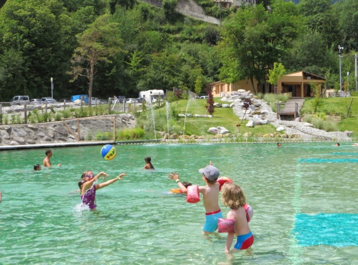 Camping rhone alpes avec piscine lac for Camping lac du bourget piscine